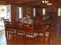 the berkley manor dining room
